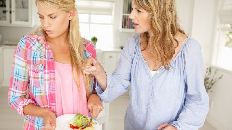 Conseils sur l'alimentation d'un ado