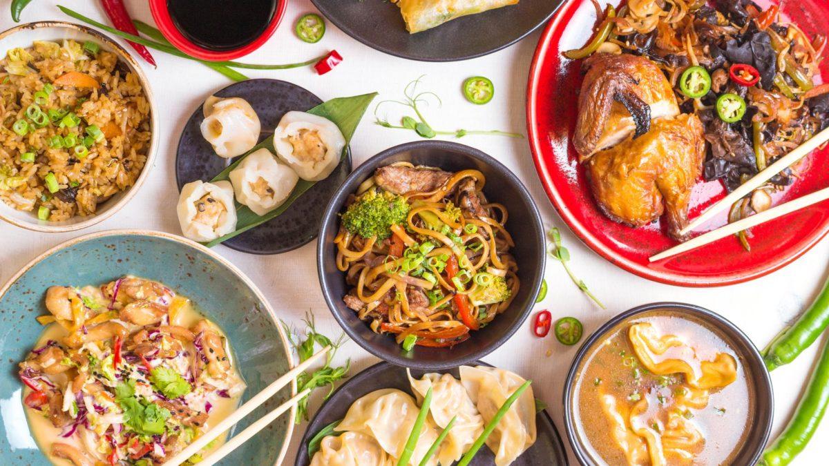 Les plats chinois les plus populaires