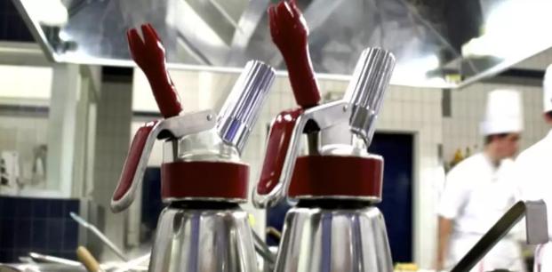 Utiliser le siphon de cuisine comme un pro
