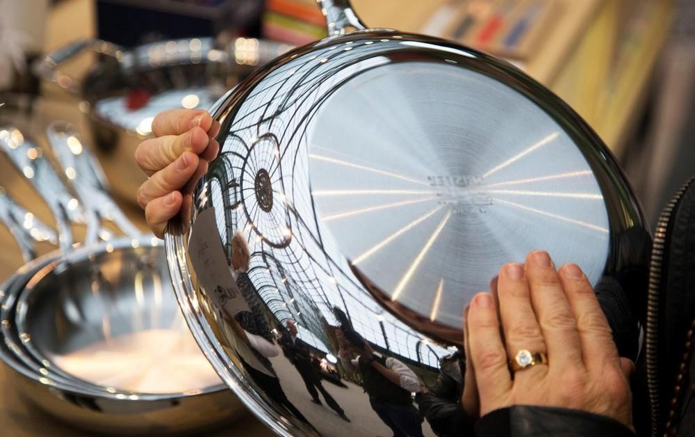 Nettoyer et entretenir les ustensiles de cuisine en acier inoxydable